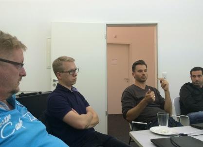 DITA-XML-Anwender Gruppe